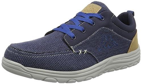 Kappa Bold, Zapatillas para Hombre, Azul (Navy), 41 EU