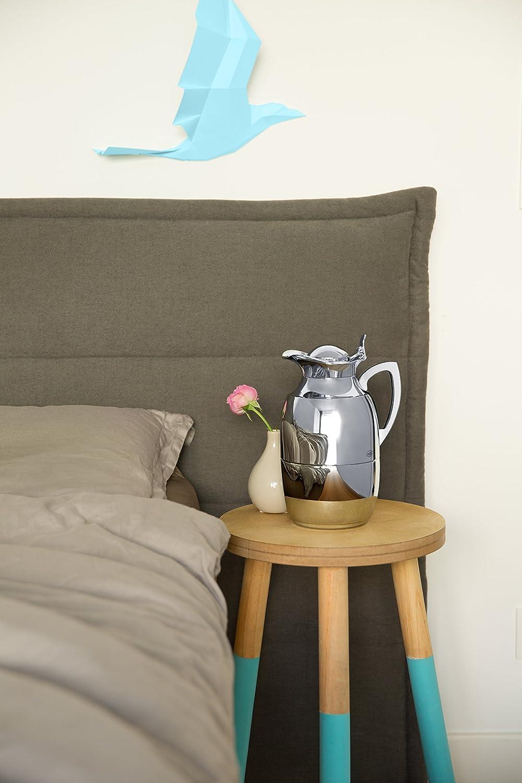 Coffee Pot 1.5 Liter Thermal carafe 577000150 Alfi vacuum carafe Juwel Top Therm Chrome plated brass