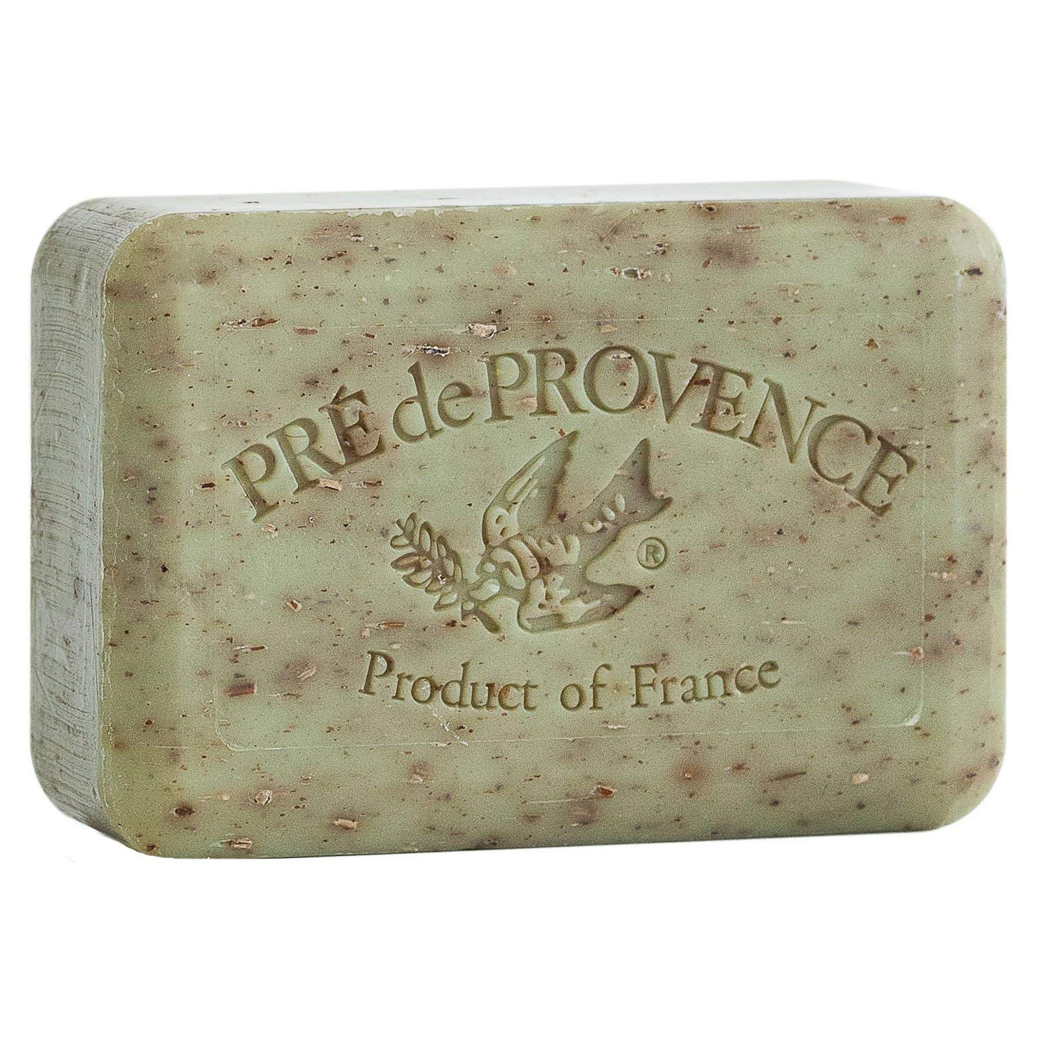 Pre de Provence Artisanal French Soap Bar Enriched with Shea Butter, Sage, 250 Gram