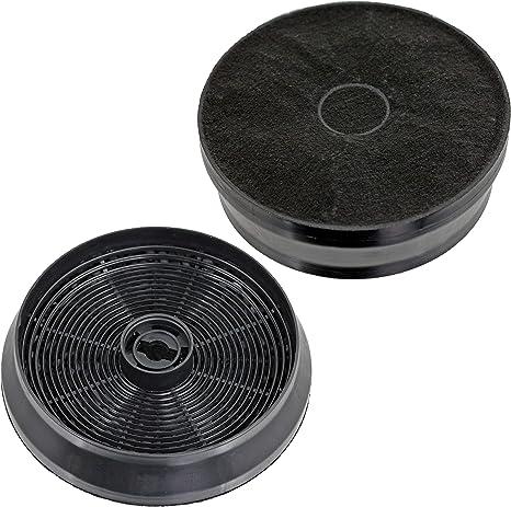 Spares2go filtros de carbono para estufas 444445442 para campana extractora/de purga de Extractor (unidades 2): Amazon.es: Grandes electrodomésticos