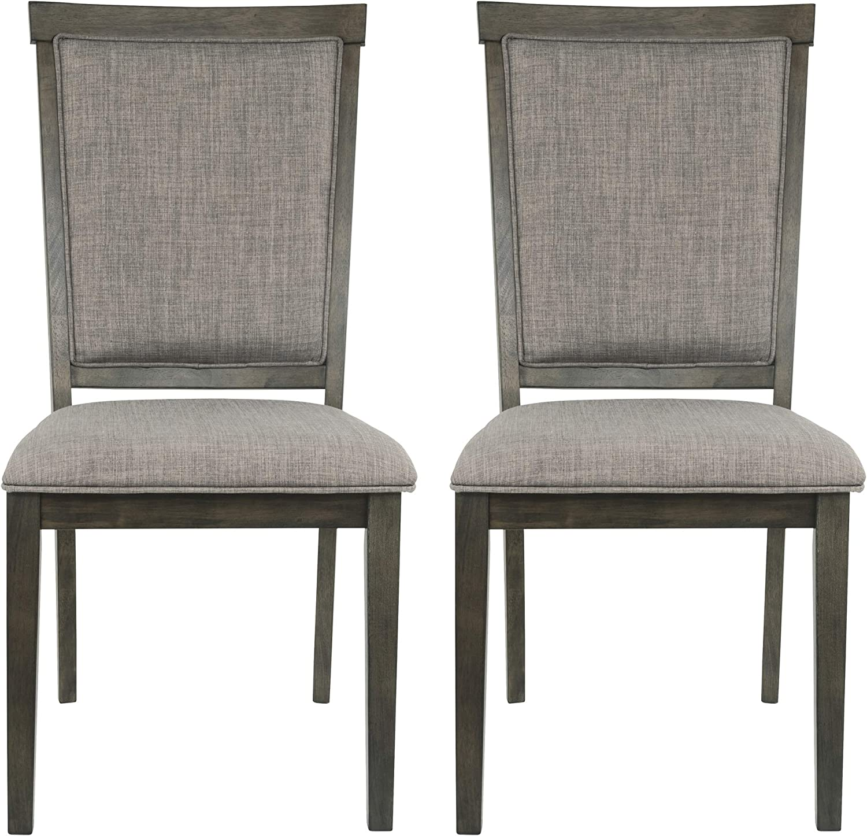 Amazon Com Signature Design By Ashley Chadoni Dining Room Chair Gray Furniture Decor