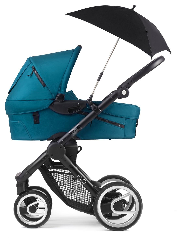 Amazon.com: Mutsy Evo – Cochecito paraguas, color negro: Baby