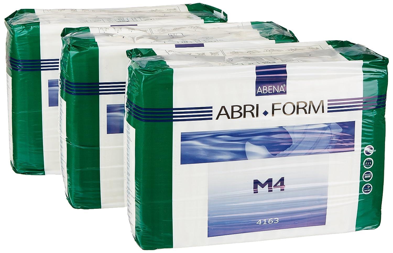 Abena Abri Form Comfort Briefs Large L4 12 Count 4168 Zzz 1 For