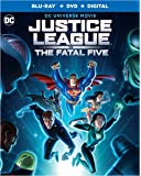 Justice League vs. The Fatal Five (Blu-ray)