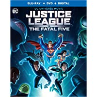 Justice League vs. The Fatal Five (BD) [Blu-ray]