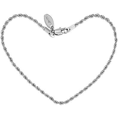 Amazon.com: Lifetime Jewelry Tobilleras para mujeres ...