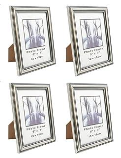 Unbekannt 16 Multi-Bilderrahmen Set American Vintage-Stil Schlafzimmer Sofa Hintergrund Wand Zusammensetzung Fotorahmen Foto Wand @The Harvest Season Farbe : #1