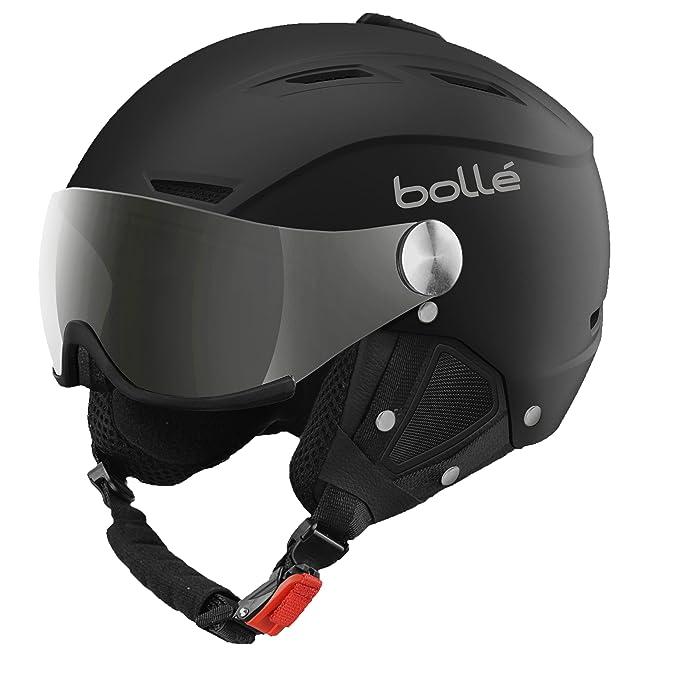 Bollé Backline Visor Casque De Ski à Visière Mixte Amazonfr