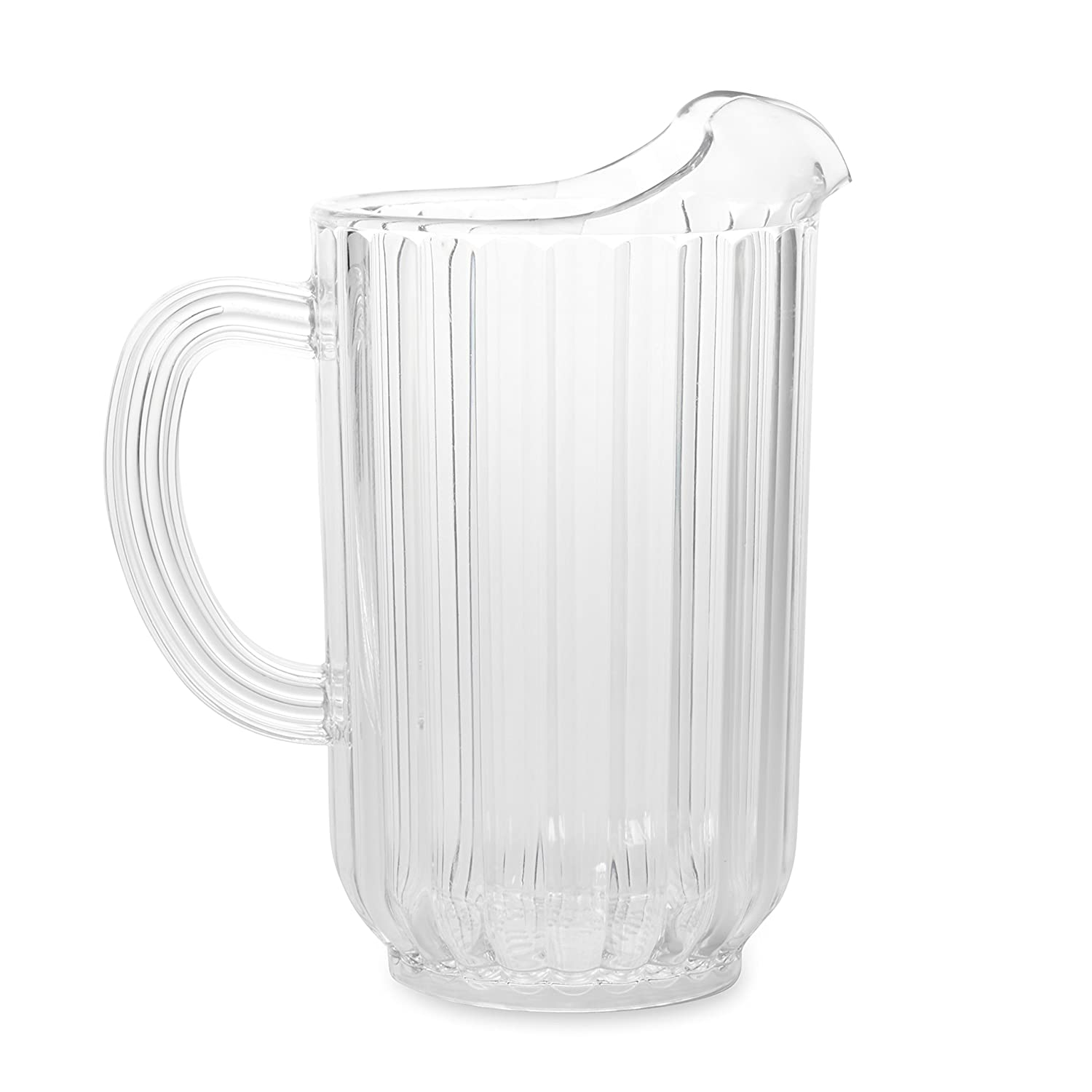 Clear Rubbermaid 0.9L Bouncer Pitcher