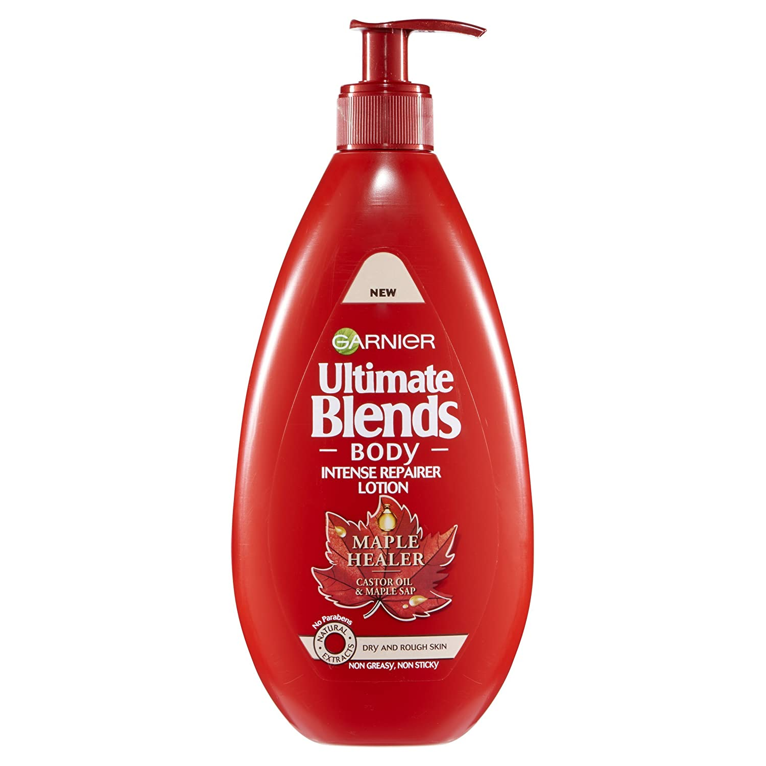 Loción corporal Garnier Ultimate Blends Maple para piel seca, 400 ml: Amazon.es: Belleza