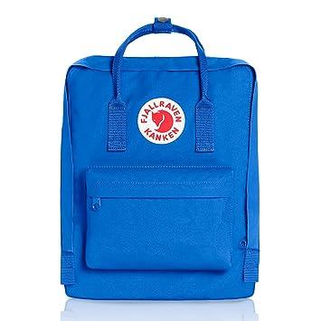 retro speciaal voor schoenen nieuwste collectie Fjallraven Unisex Backpack Kanken, UN Blue, 38 x 27 x 13 cm, 16 L
