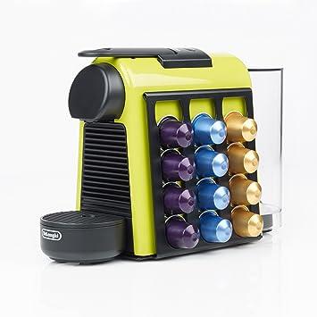 U-CAP Premium, el portacápsulas/dispensador de cápsulas para Nespresso® ESSENZA MINI DELONGHI: Amazon.es: Hogar