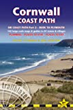 Cornwall Coast Path: Practical walking guide with 142 Large-Scale Walking Maps & Guides to 81 Towns & Villages - Planning, Places to Stay, Places to ... Walking Guide) (British Walking Guides)