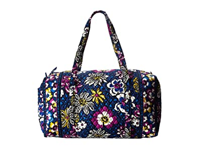 3f96c3d5d9 Amazon.com  Vera Bradley Womens Large Duffel African Violet Duffel ...