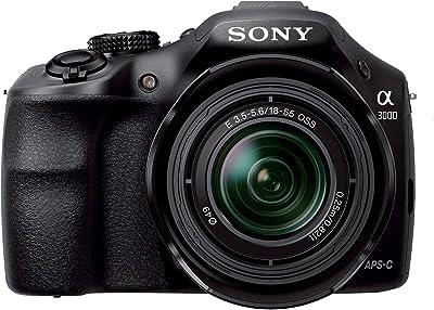 Sony Alpha 20.1 MP Mirrorless Digital Camera