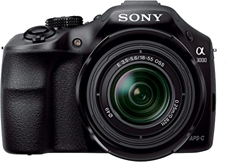 Sony ILCE3000K/B product image 6