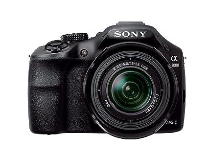 amazon com sony a3000 mirrorless digital camera with 18 55mm lens rh amazon com Manual Sony Cyber-shot W5 DSW Sony Product Manuals