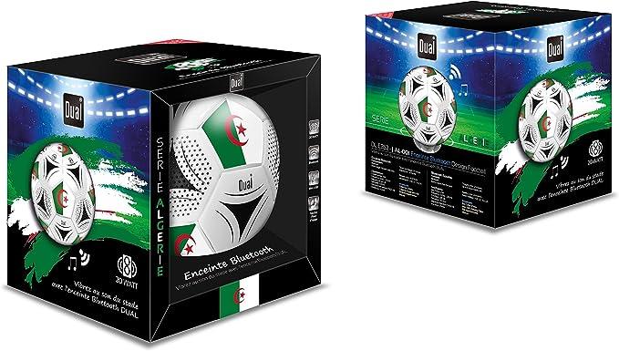 Altavoz Bluetooth balón de fútbol con Revestimiento de Piel ...