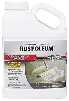 Rust-Oleum Floors 1 Gallon pH-Neutral Concrete Cleaner