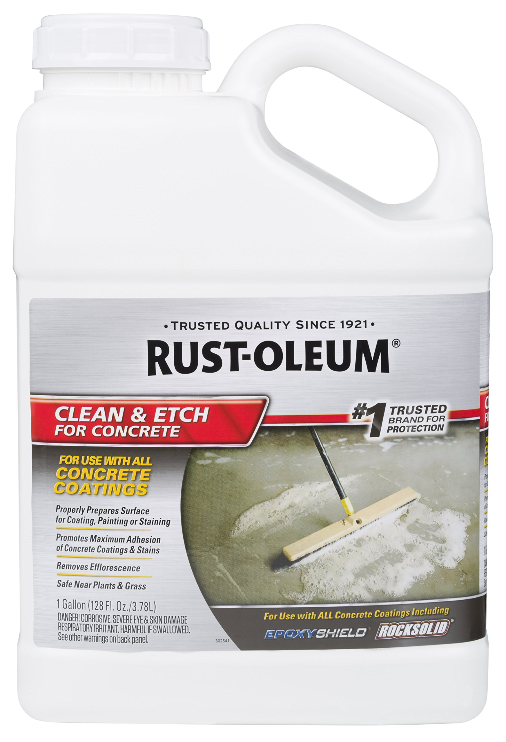Rust-Oleum 301242 Clean and Etch