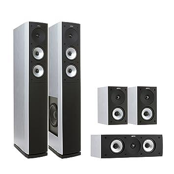 jamo s 626 hcs 3 esche wei set hi fi speakers