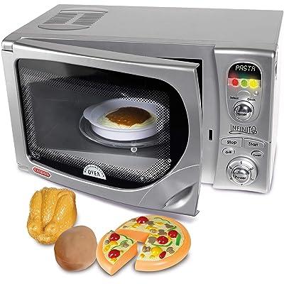 Casdon Electronic Toy Microwave: Toys & Games