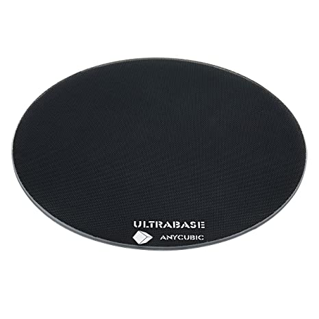 Ils - Anycubic 240mm * 4mm Ultrabase Round Glass Build Placa ...