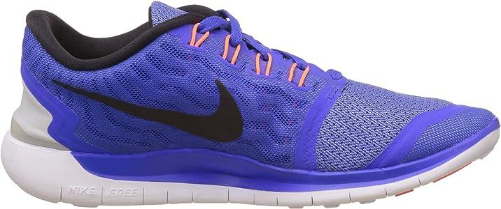 Nike Free 50 W - Zapatillas de running Mujer, Azul (Azul), 42 ...