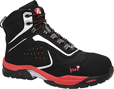 half off genuine shoes reasonably priced JORI Jo_Active Mid S1p, Unisex Adults' Safety Shoes: Amazon.co.uk ...