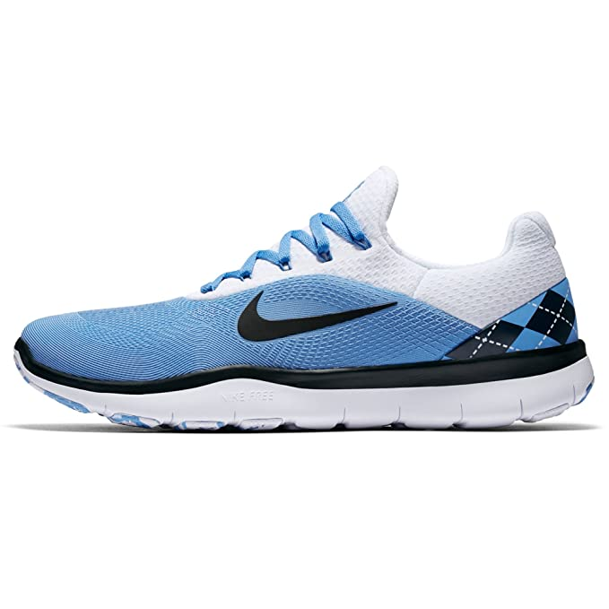 the latest 2cbd3 1c603 Nike UNC North Carolina Tar Heels Free Trainer V7 Week Zero College Shoes -  Size Men s 13 M US  Amazon.ca  Clothing   Accessories