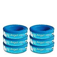 Angelcare - Set di rotoli di sacchetti per sistema di smaltimento pannolini
