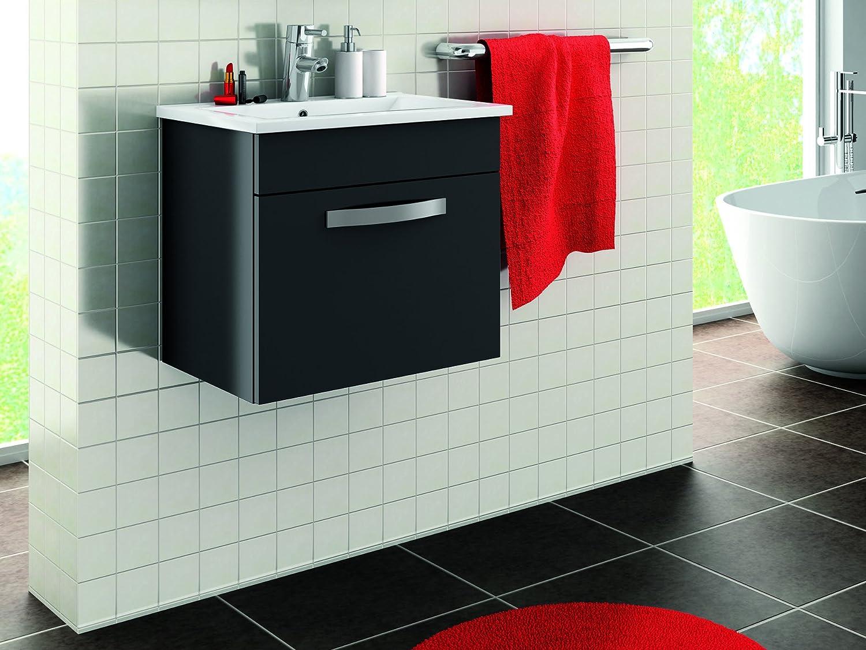 ADOR - Starbath - Mobile per bagno sospeso sospeso 40 x 22 cm bianco ...