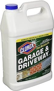 Clorox Company 31608 Gallon Pro-Results Garage/Driveway Cleaner, 1 Gal