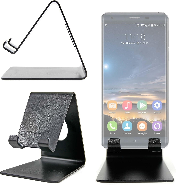 DURAGADGET Atril De Aluminio para Smatphone Hisense C30 Rock Lite ...