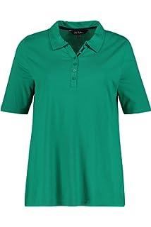 ULLA POPKEN PoloPiquee Shirt grün NEU