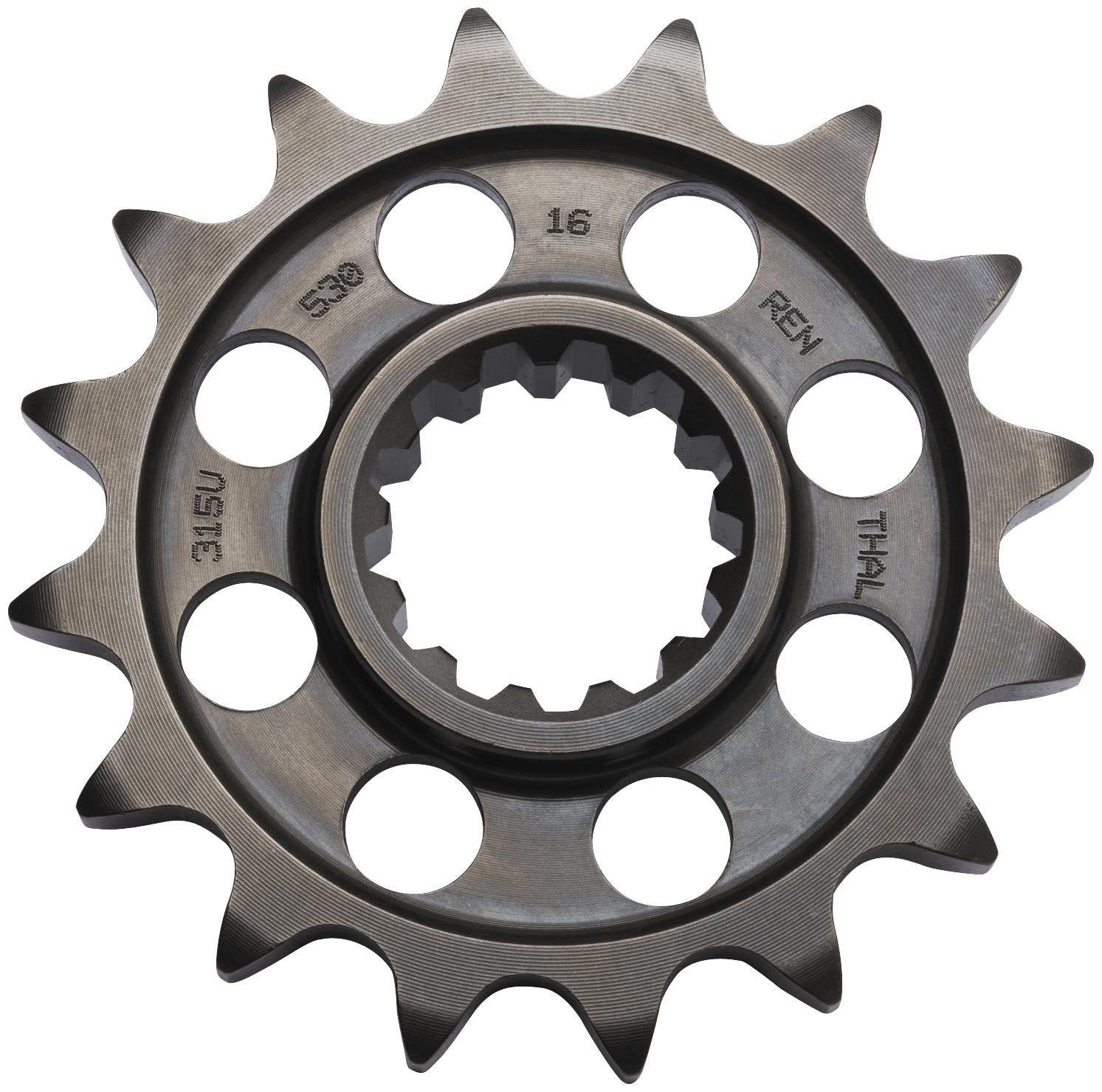 Renthal (292U-520-13GP) 13 Tooth Ultralight Front Sprocket