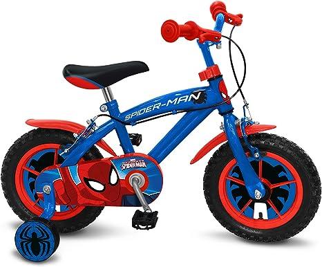 Stamp Sas SM250020NBA Bicicleta, Niños, Rojo, 4-6 años: Amazon ...