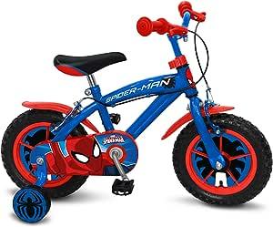 Stamp Sas SM250020NBA Bicicleta, Niños, Rojo, 4-6 años: Amazon.es ...