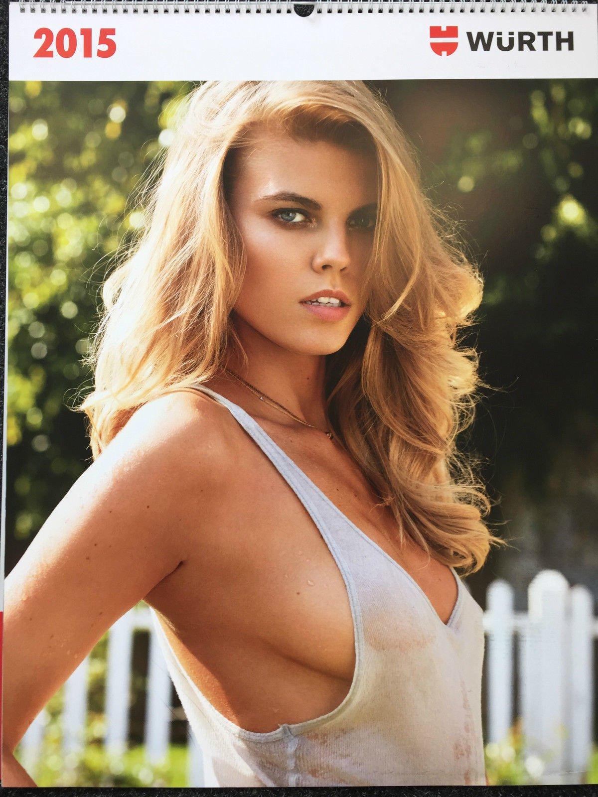 Erotica FHM Official Calendar nude photos 2019