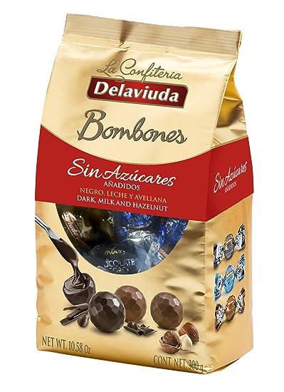 Delaviuda, Dulce de chocolate - 3 de 300 gr. (Total 900 gr.