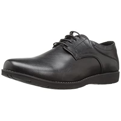 Propet Men's Grisham Oxford, Black, 14 3E US | Oxfords