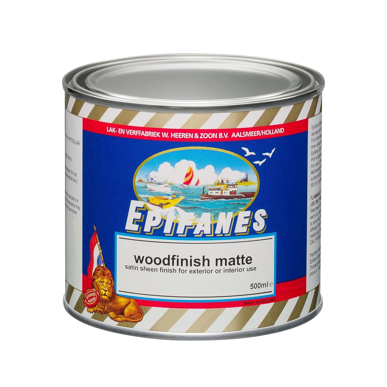 Amazon com epifanes wood finish matte boating polishers sports outdoors