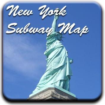 Android New York Subway Map.Subway Map New York
