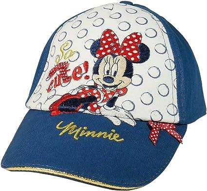 Disney Gorra de béisbol, Minnie Mouse, 52 cm: Amazon.es: Ropa y ...
