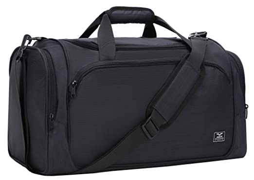 62cc5ee657 MIER 21 quot  Sports Gym Bag with Wet Pocket Travel Duffel Bag for Men and  Women