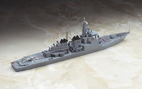 ハセガワ 1/700 ウォーターラインシリーズ 海上自衛隊 イージス護衛艦 きりしま プラモデル 028