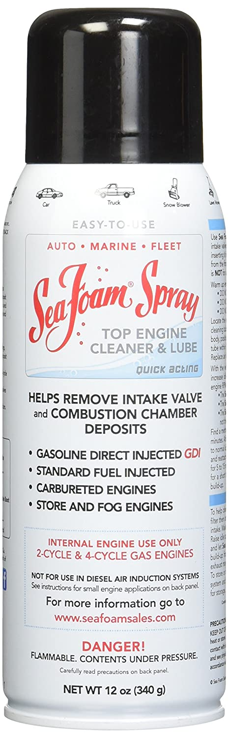 Sea Foam SS14 Cleaner and Lube