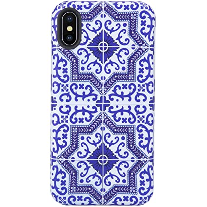 Amazon.com: VIVIBIN Funda para iPhone X, iPhone 10, bonito ...