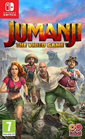 Jumanji: The Video Game - Nintendo Switch [Importación inglesa ...