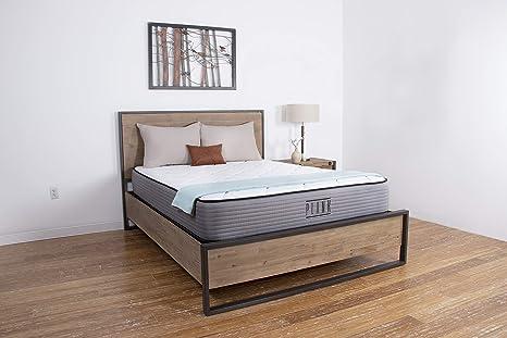 Amazon.com: Plank by Brooklyn Bedding TitanFlex - Colchón de ...